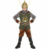 Costum de viking Widmann 128 cm
