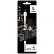Creion mecanic si rezerve Real Madrid 0.5 mm