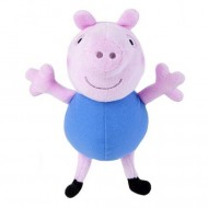 Figurina de plus Fratele George Purcelusa Peppa 35 cm