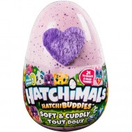 Figurina de plus surpriza Hatchimals HatchiBuddies Seria 1