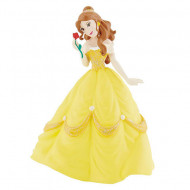 Figurina Frumoasa cu trandafir Frumoasa si Bestia Printesele Disney Bullyland