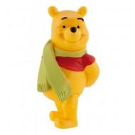 Figurina Winnie the Pooh cu fular Bullyland