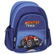 Ghiozdan ergonomic 3D Monster Truck Spirit 32 cm
