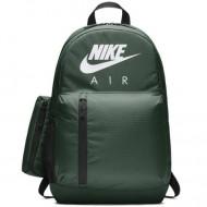 Ghiozdan rucsac Nike Air verde inchis cu penar Nike