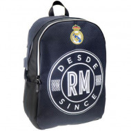 Ghiozdan scoala FC Real Madrid 45 cm