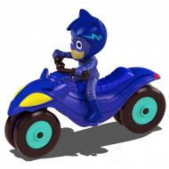 Masinuta metalica Moon Rover si figurina Pisoi Eroi in Pijama