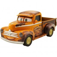 Masinuta metalica Smokey Disney Cars 3