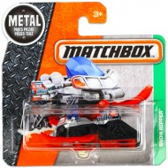 Masinuta metalica Snow Ripper Matchbox