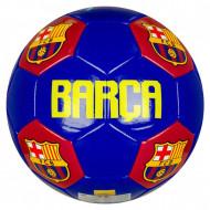 Minge de fotbal FC Barcelona + cutie cadou