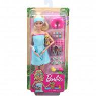 Papusa cu accesorii Barbie Wellness Spa