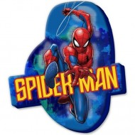 Perna de plus Logo Spiderman