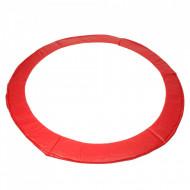 Protectie arcuri trambulina InSportLine 366 cm rosie
