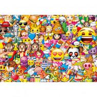Puzzle Emoji Clementoni 180 piese