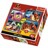 Puzzle Incredibles 4 in 1
