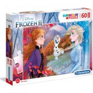 Puzzle Maxi Frozen 2 Clementoni 60 piese
