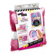 Set de creatie Magic Coussin Sequins Style 4 Ever