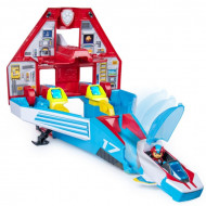 Set de joaca Avion Mighty Jet Command Center Patrula Catelusilor Mighty Pups