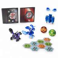 Set de joaca Batrix Ultra vs Ramparian Ultra Baku-Gear 4 Pack Bakugan Armored Alliance