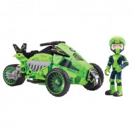 Set de joaca Ben's Transforming Omni-Cycle Ben 10
