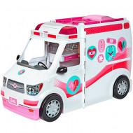 Set de joaca Care Clinic Vehicle Barbie