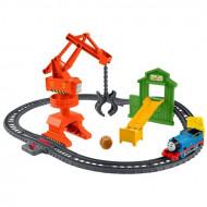Set de joaca Cassia Crane&Cargo Thomas&Friends Track Master