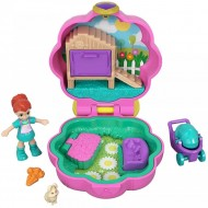 Set de joaca Lila Pet Compact Polly Pocket