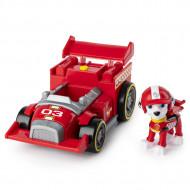 Set de joaca Marshall Race & Go Deluxe Vehicle Patrula Catelusilor Ready Race Rescue