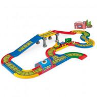 Set de joaca Railway Kid Cars Wader 4,1 m