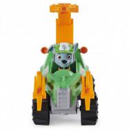 Set de joaca Rocky Deluxe Vehicle Patrula Catelusilor Dino Rescue