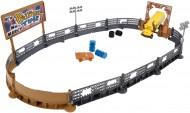 Set de joaca Smash & Crash Derby Cars 3 Story Sets