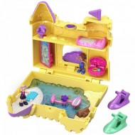 Set de joaca Surf and Sandventure Compact Polly Pocket