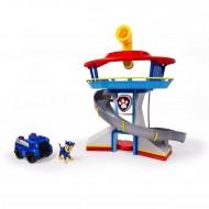 Set de joaca Turnul de control si Chase cu vehicul Patrula Catelusilor