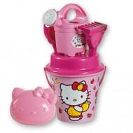 Set jucarii pentru nisip Hello Kitty 6 piese