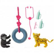 Set Ken Wildlife Vet Barbie You Can Be Anything