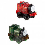 Set locomotive James si Emily cu lumini Thomas&Friends Minis
