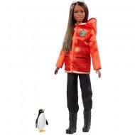 Set papusa Barbie biolog polar Barbie National Geographic