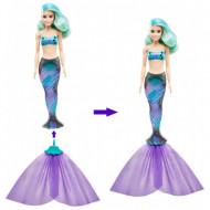Set papusa Barbie sirena Color Reveal