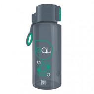Sticla pentru apa Ars Una gri inchis 650 ml