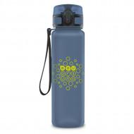 Sticla pentru apa mata Albastru-Inchis Ars Una 600 ml
