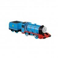 Trenulet Gordon Locomotiva Motorizata cu Vagon Thomas&Friends Track Master