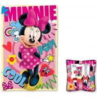 Patura Minnie Mouse 150x100 cm