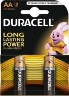 Baterii alcaline Duracell Basic AA 2 buc