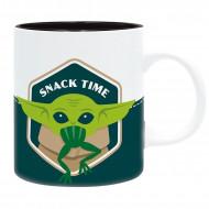Cana Snack Time Baby Yoda The Mandalorian Star Wars 320 ml