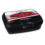 Cutie pentru sandwich Lamborghini rosu