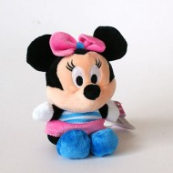 Figurina de plus Minnie Mouse 10 cm