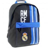 Ghiozdan scoala Real Madrid 40 cm, Luna
