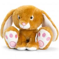 Iepuras de plus Pippins Keel Toys 15 cm