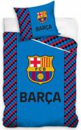 Lenjerie pat FC Barcelona 160x200 cm FCB191005