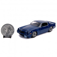 Masinuta metalica Chevy Camaro Stranger Things Hollywood Rides 21 cm