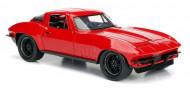 Masinuta metalica Letty's Chevy Corvette Fast and Furious 21 cm
